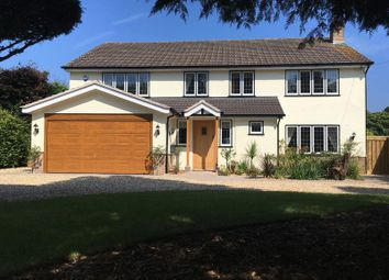 Thumbnail 5 bed detached house to rent in Ledsham Road, Little Sutton, Ellesmere Port
