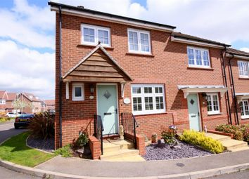 3 bed end terrace house for sale in Willburton Mews, Cawston, Rugby CV22