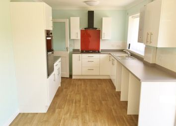 Thumbnail 3 bed detached bungalow to rent in Barton On Sea, Barton On Sea, New Milton