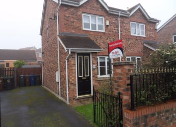 Thumbnail 2 bedroom semi-detached house to rent in Wood Park View, Athersley North, Barnsley, South Yorkshire