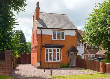 Thumbnail 3 bed detached house for sale in Birchfield Road, Headless Cross, Redditch