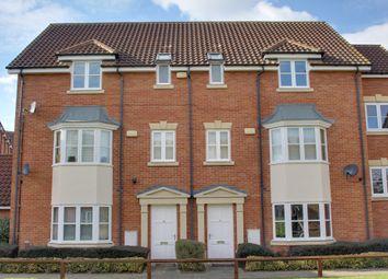 Thumbnail 3 bed flat to rent in Woodall Close, Middleton, Milton Keynes