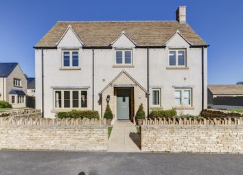 Thumbnail 4 bed detached house for sale in Chiffchaff Close, South Cerney, Gloucestershire
