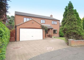 Thumbnail 4 bedroom detached house to rent in Paston Way, Norwich