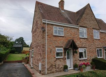 Thumbnail 3 bed semi-detached house for sale in Winterway, Blockley, Moreton-In-Marsh