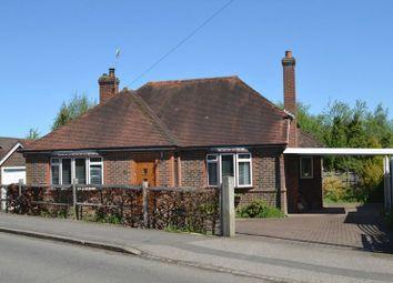 Thumbnail 4 bedroom bungalow for sale in The Ridgeway, Tonbridge