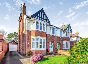 Thumbnail 3 bed semi-detached house for sale in Kingscote Drive, Blackpool, Lancashire, .