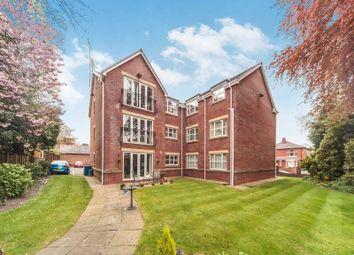 Thumbnail 2 bed flat for sale in Mesnes Road, Wigan