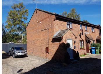 Thumbnail 2 bed end terrace house for sale in Chisbury Close, Bracknell