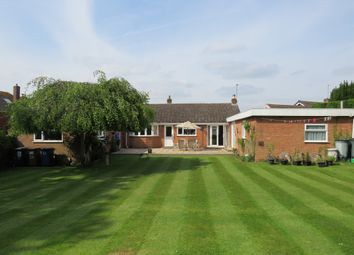 Thumbnail 3 bed detached bungalow for sale in Swallow Croft, Lichfield