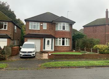 Thumbnail 4 bed detached house for sale in Lichfield Avenue, Hale, Altrincham