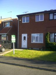 Thumbnail 2 bed semi-detached house to rent in The Poppins, Anstey Heights