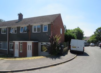 Thumbnail 2 bed end terrace house to rent in Hathaway Road, Four Oaks, Sutton Coldfield