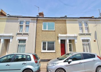 Thumbnail 3 bed terraced house for sale in Norman Road, Southsea
