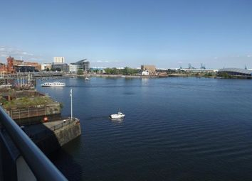 Thumbnail 2 bed flat for sale in Ocean Reach, Havannah Street, Cardiff Bay, Cardiff