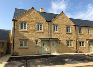 Thumbnail 3 bed end terrace house for sale in Quercus Road, Tetbury