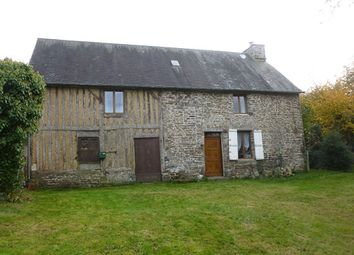 Thumbnail 3 bed property for sale in Barenton, Basse-Normandie, 50720, France