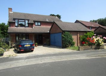Thumbnail 4 bed detached house to rent in The Mallards, Langstone, Havant