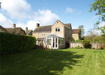 Thumbnail 4 bed detached house for sale in Church Lane, Seavington, Ilminster, Somerset