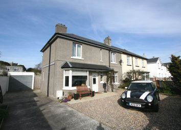 Thumbnail 3 bedroom semi-detached house for sale in Glyndwr Avenue, St. Athan, Barry
