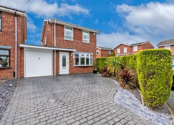 Thumbnail 3 bed link-detached house for sale in Hawks Close, Cheslyn Hay, Walsall