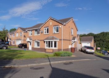 Thumbnail 3 bed semi-detached house for sale in Low Bank, Burnley