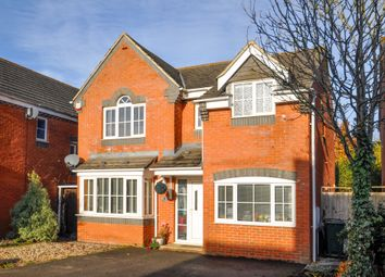 Thumbnail 4 bed detached house to rent in Mullein Road, Bicester