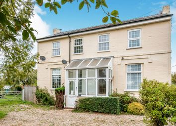 Thumbnail 5 bed detached house for sale in The Street, Kirtling, Newmarket