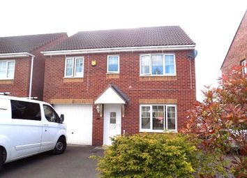 Thumbnail 4 bed detached house to rent in May Drew Way, Neath, Neath Port Talbot.