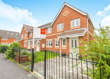 Thumbnail 3 bed end terrace house for sale in Savannah Place, Chapelford Village, Warrington, Cheshire
