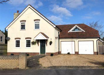 Thumbnail 4 bed detached house for sale in Heckford Road, Corfe Mullen, Wimborne, Dorset