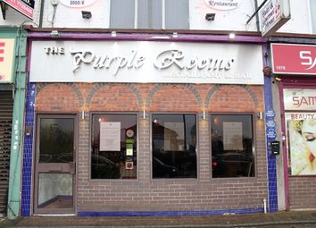 Thumbnail Restaurant/cafe to let in Stratford Road, Hall Green, Birmingham