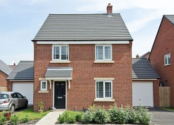 Thumbnail 4 bed detached house for sale in Bagnall Way, Hawksyard, Rugeley