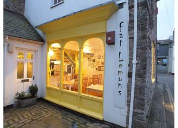 Thumbnail Restaurant/cafe to let in Fat Lemons, Totnes