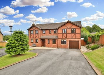 Thumbnail 5 bed detached house for sale in St Annes Court, Talygarn, Pontyclun