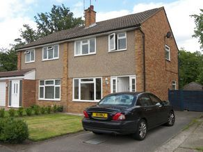 Thumbnail 3 bed semi-detached house to rent in Freemantle Road, Bagshot