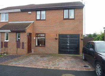 Thumbnail 3 bed semi-detached house to rent in Barras Mews, Seghill, Seghill