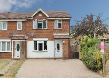 Thumbnail 3 bed property for sale in Grassmere Avenue, Telscombe Cliffs, Peacehaven