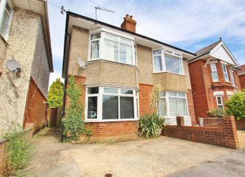 Thumbnail 3 bed semi-detached house for sale in Evelyn Road, Moordown, Bournemouth