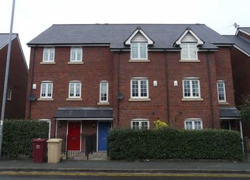 Thumbnail 4 bed town house for sale in Market Street, Radcliffe, Manchester