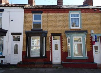 Thumbnail 2 bed terraced house to rent in Moorland Road, Tranmere, Birkenhead