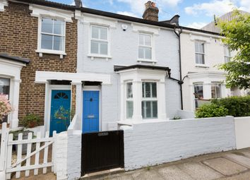 Thumbnail 3 bed terraced house for sale in Waldo Road, London