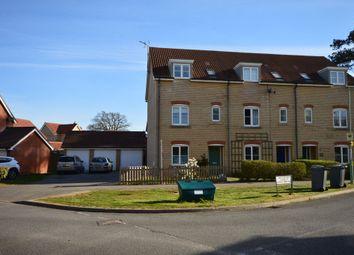 Thumbnail 4 bed end terrace house to rent in Hercules Road, Rendlesham, Woodbridge