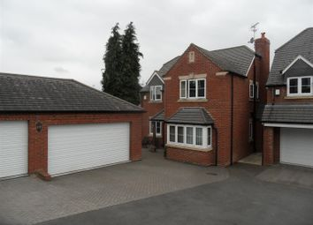 Thumbnail 4 bed detached house for sale in Areley Common, Stourport-On-Severn