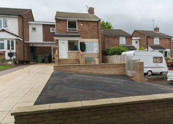 Barnfield Court, Wellington, Telford TF1. 3 bed link-detached house for sale