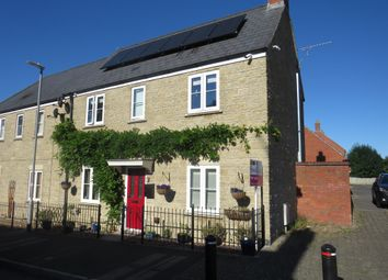Thumbnail 3 bed end terrace house for sale in Hawks Rise, Yeovil