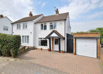 Thumbnail 3 bed semi-detached house for sale in Roseberry Gardens, Orpington