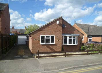 Thumbnail 2 bed detached bungalow to rent in Bath Street, Market Harborough, Leicestershire