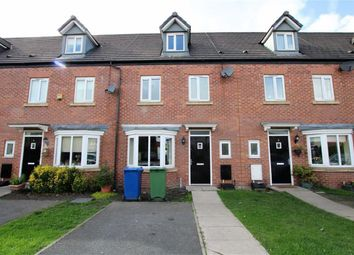 Thumbnail 4 bed terraced house to rent in Railway Street, Atherton, Manchester