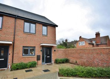 Thumbnail 2 bed end terrace house for sale in Reed Street, Woking